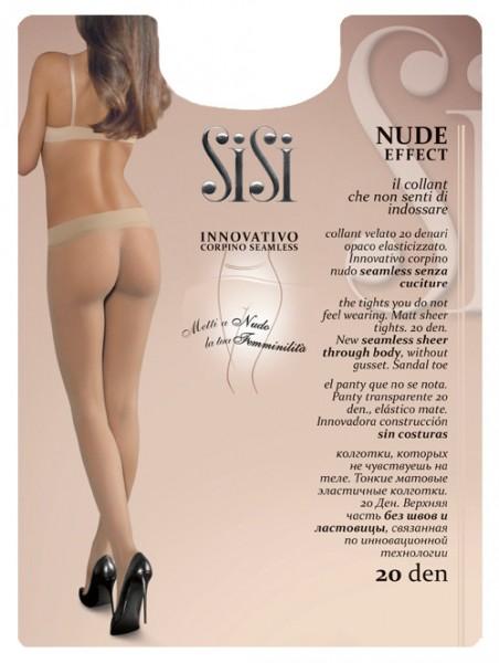 Sisi Nude Effect Strumpfhose