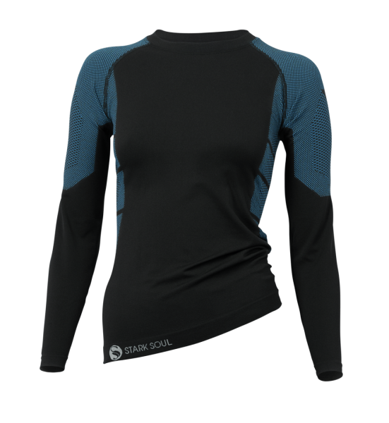 Nahtloses Damen Thermo Funktions-Shirt