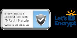 IT-Recht-Kanzlei Webseite