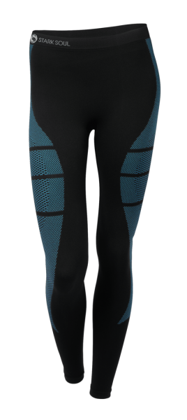 Nahtlose Damen Thermo Funktions-Hose